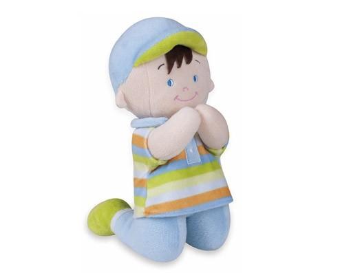 Boneca de Pano Menininho que Reza