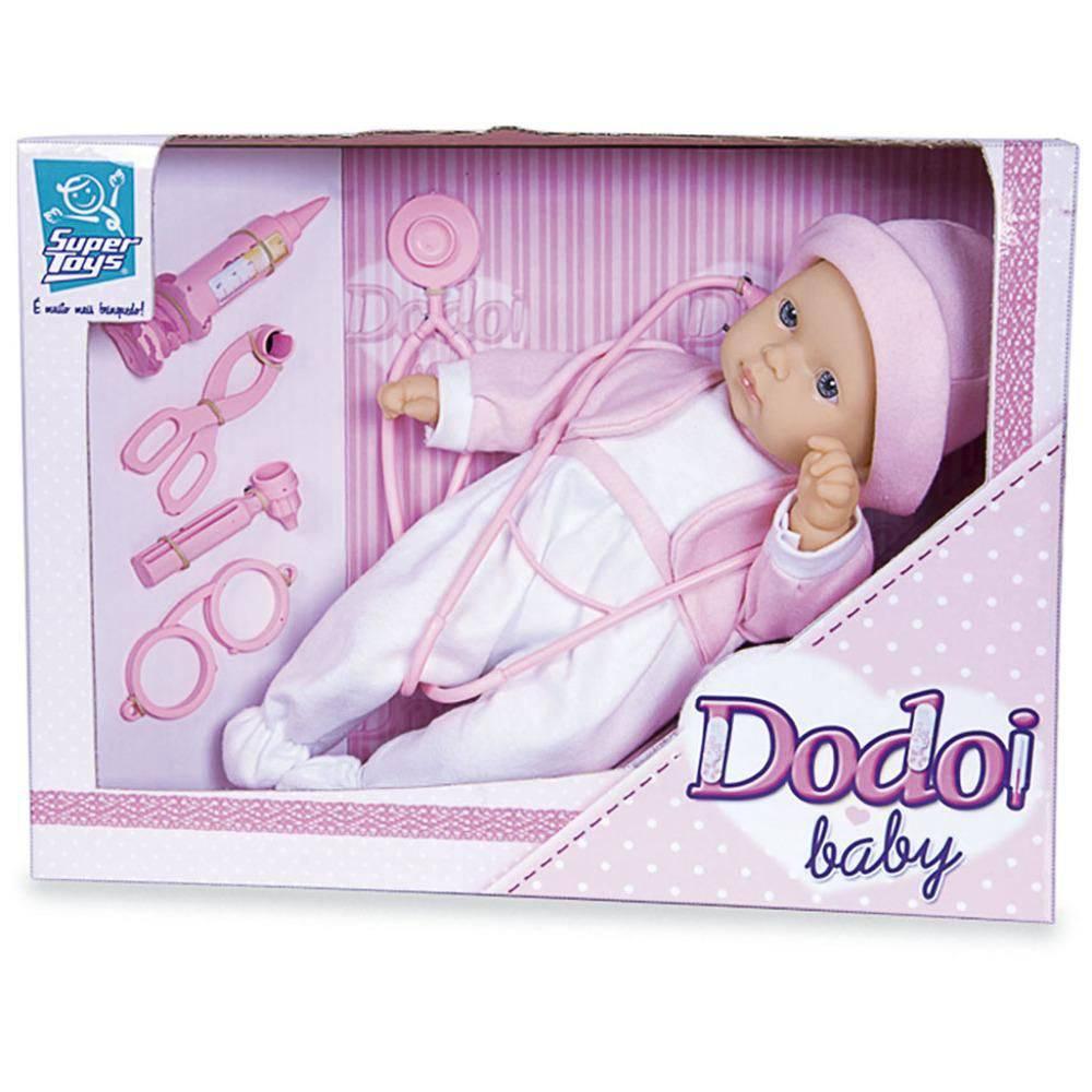 Boneca Dodói Baby Super Toys