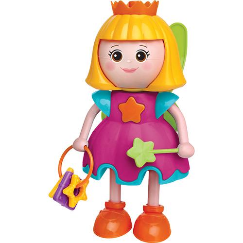 Boneca Flora Fadinha de Atividades Brinquedo de Atividades