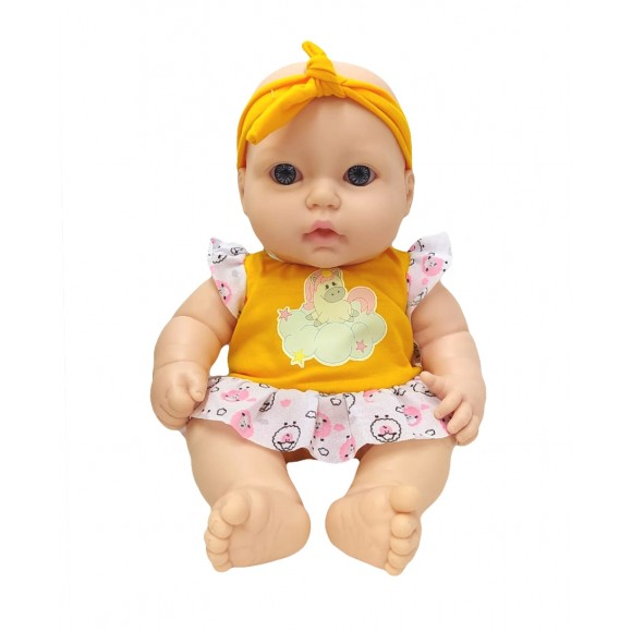 Boneca Neneca Branca