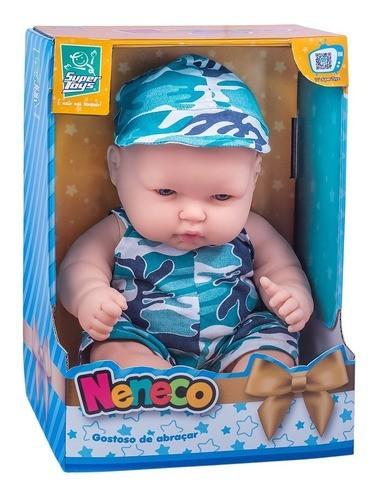 Boneca Neneco Menino