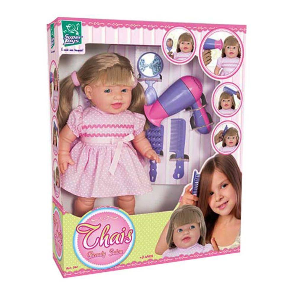 Boneca Thais Super Toys