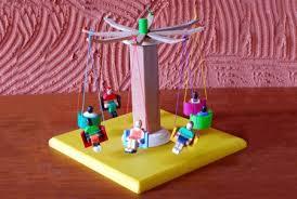 Brinquedo Artesanal de Madeira Chapéu Mexicano