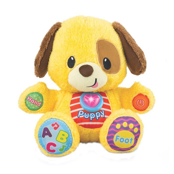 Brinquedo Cãozinho Aprenda Comigo