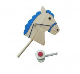 Brinquedo Cavalo de Pau
