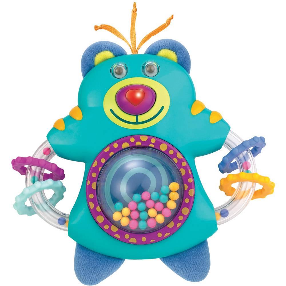 Brinquedo Chocalho Bebê Calminho