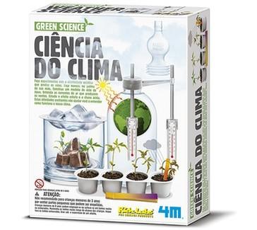 Brinquedo Científico Ciência do Clima