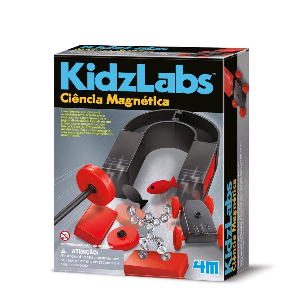 Brinquedo Cientifico Ciência Magnética
