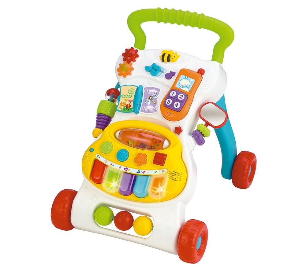 Brinquedo de Atividades Andador Musical Multi Atividades