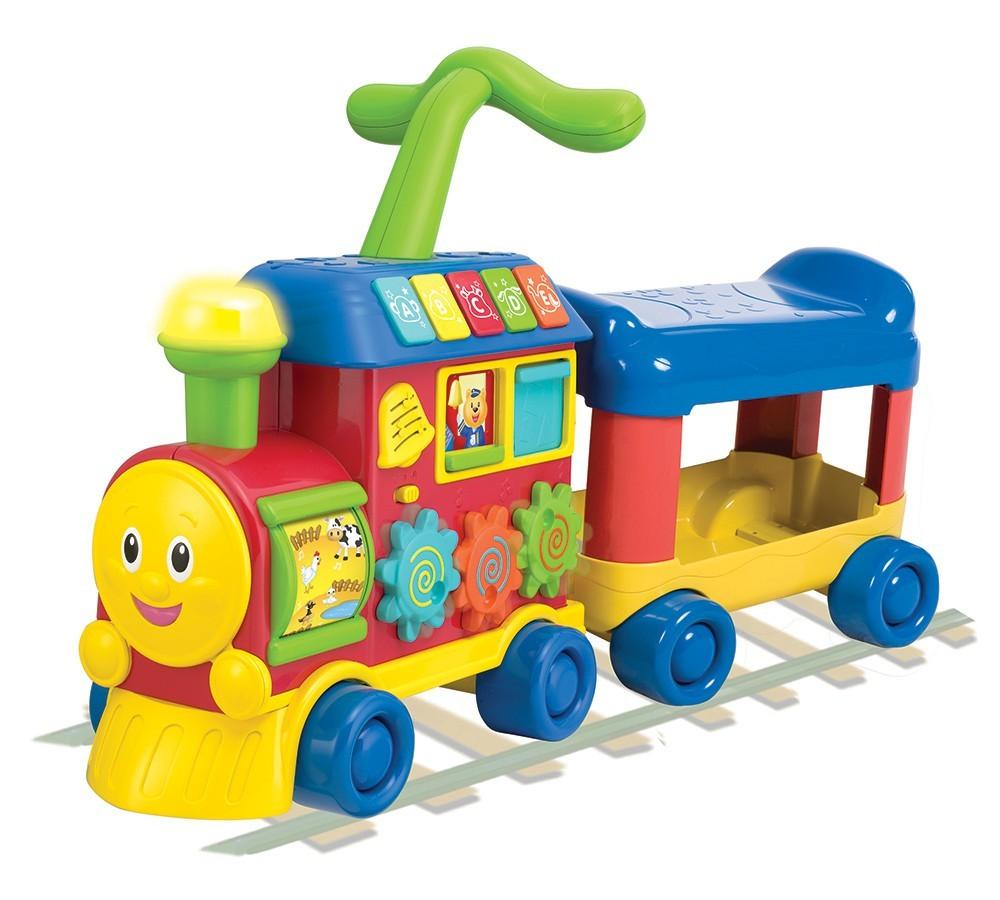 Brinquedo de Atividades Andador Trenzinho