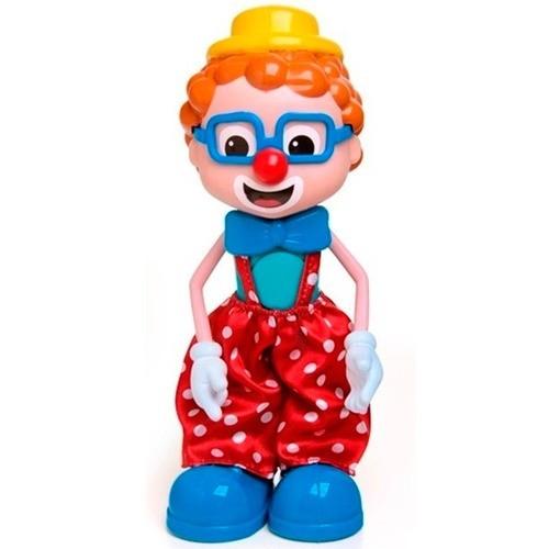 Palhaço Sapeka Brinquedo de Atividades