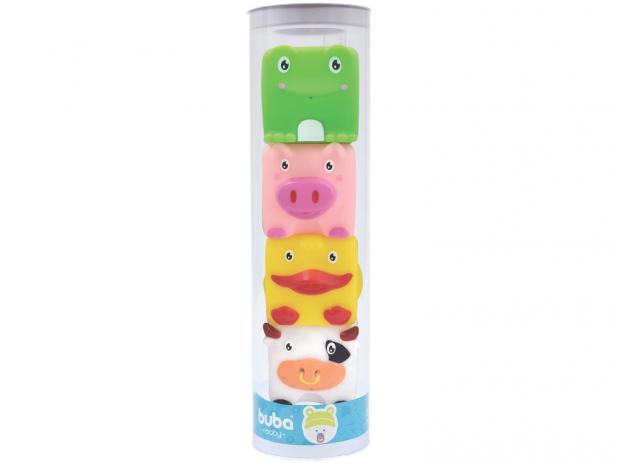Brinquedo de Banho Bichinhos de Banho Fazenda