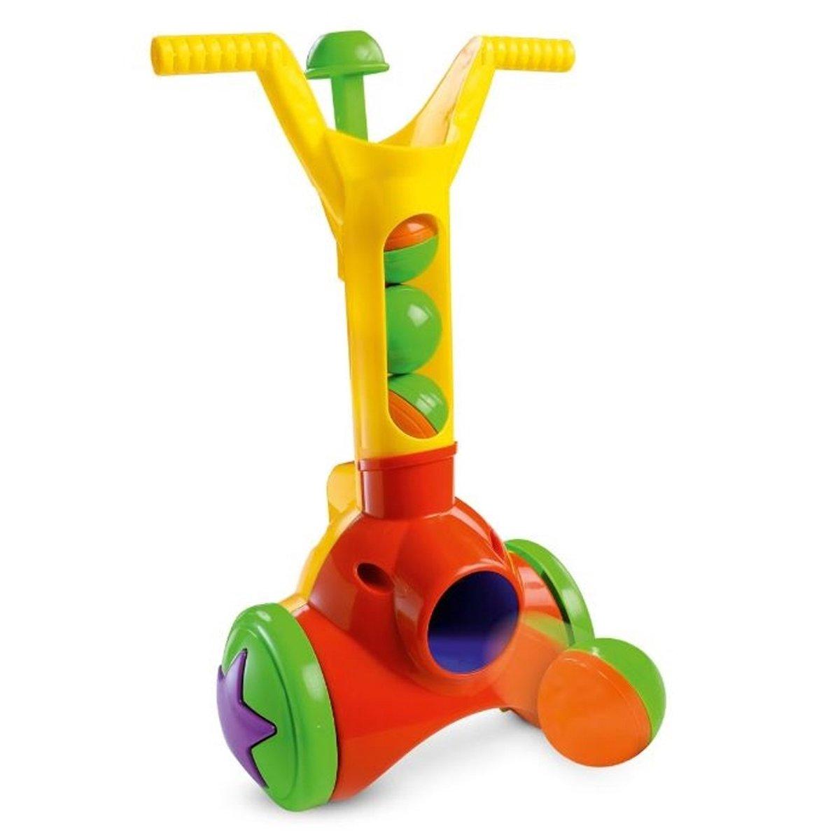 Brinquedo de empurrar  Boom Ball.