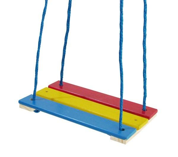 Balanço Simples Brinquedo de Madeira