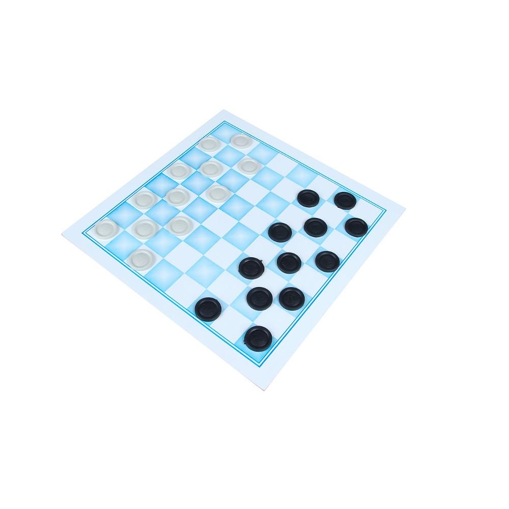 Brinquedo de Madeira Jogo de Damas 30 x 30 cm
