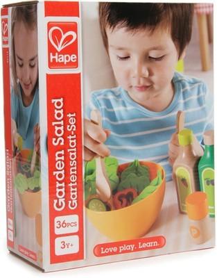 Brinquedo de Madeira Salada Especial Hape
