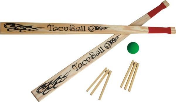 Brinquedo de Madeira Tacoball