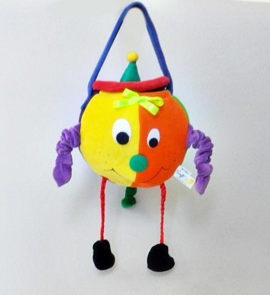 Brinquedo de Pelúcia Bolsa Surpresa