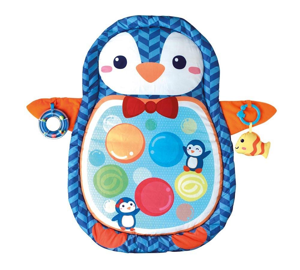 Brinquedo de Tecido Pinguim Travesseiro Hora de Dormir