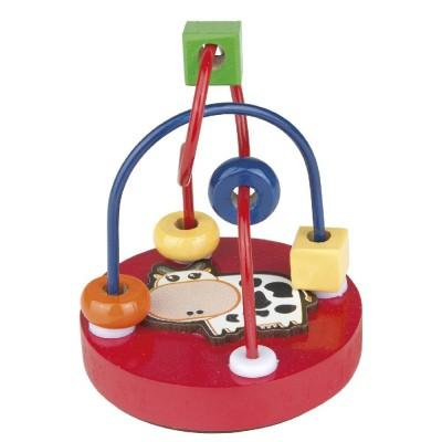 Brinquedo Educativo Aramado Mini Vaca