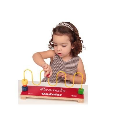Aramado Ondulado Brinquedo Educativo