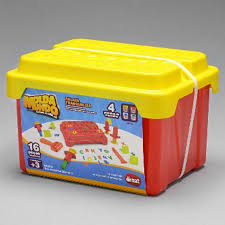 Brinquedo Educativo Box Massinha