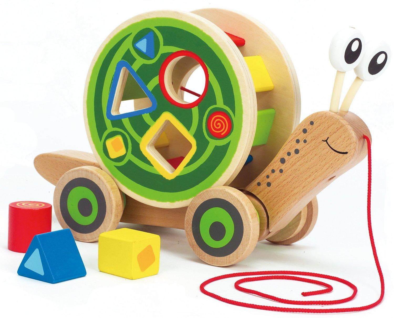 Brinquedo Educativo de Madeira Giracol