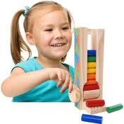 Brinquedo Educativo de Madeira Manivela Maluca