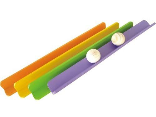 Brinquedo Educativo de Madeira Passa Bolinha