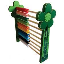 Brinquedo Educativo de Madeira Super Ábaco