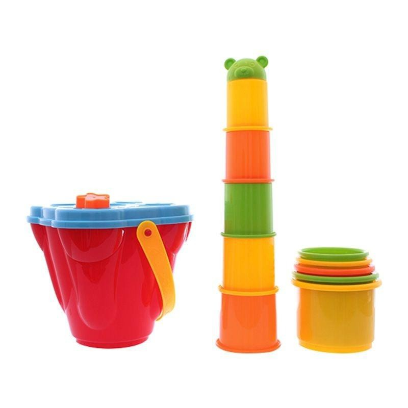 Brinquedo Educativo Empilha Copos