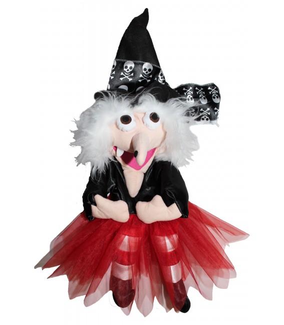 Brinquedo Educativo Fantoche Fantochão Personagens Bruxa