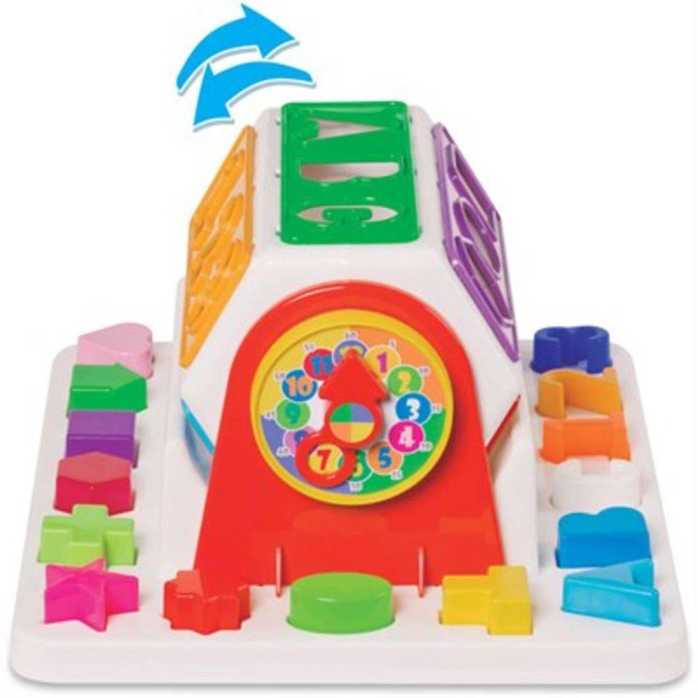 Brinquedo Educativo Girababy