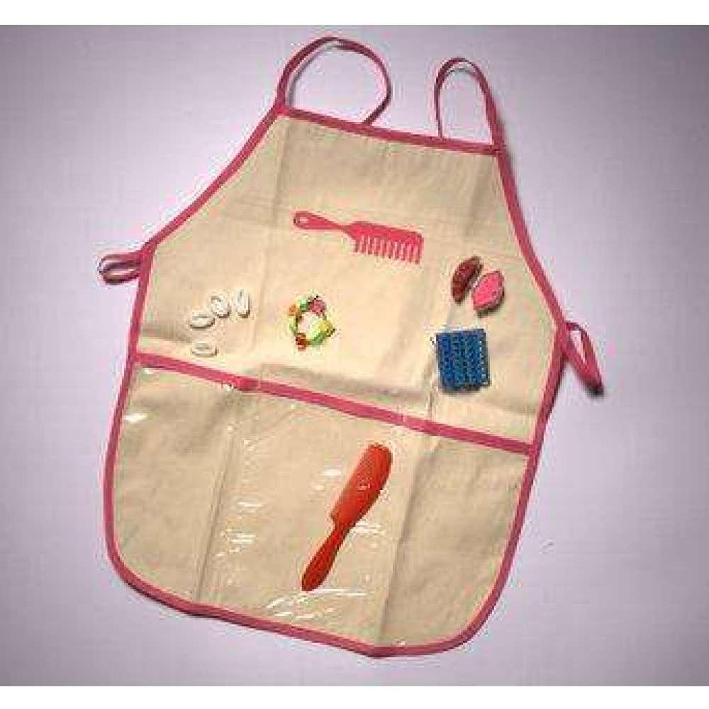 Brinquedo Educativo Kit Cabeleireira