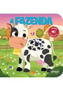 Brinquedo Educativo Livro A Fazenda