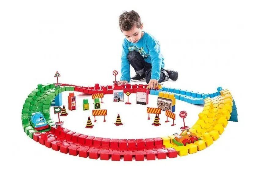 Brinquedo Educativo Race Tracks