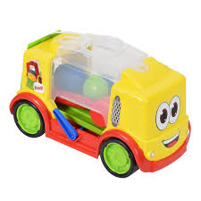 Brinquedo Educativo Transcar Bate Bate Dismat