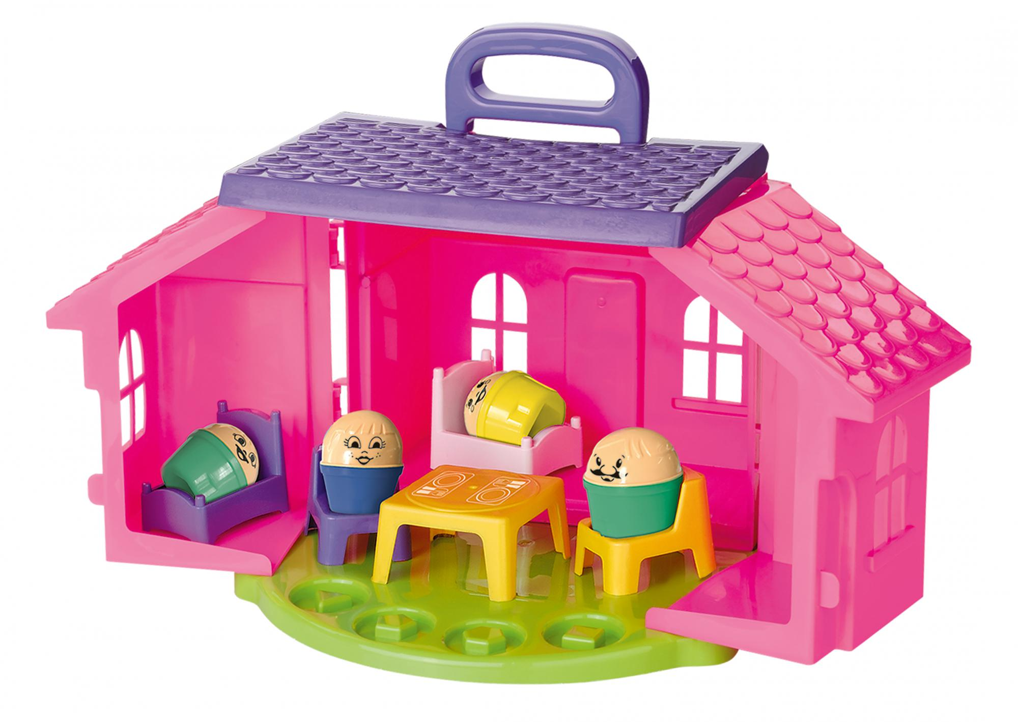 Brinquedo Family Kids Dismat