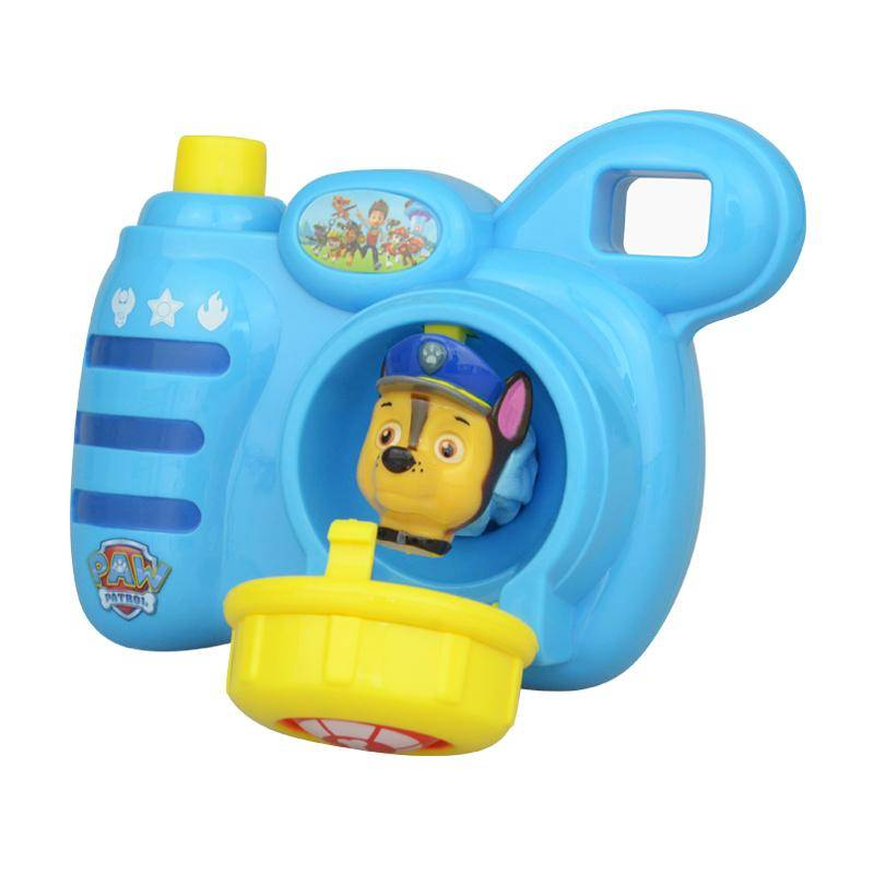 Brinquedo Mini Câmera Patrulha Canina Dican.
