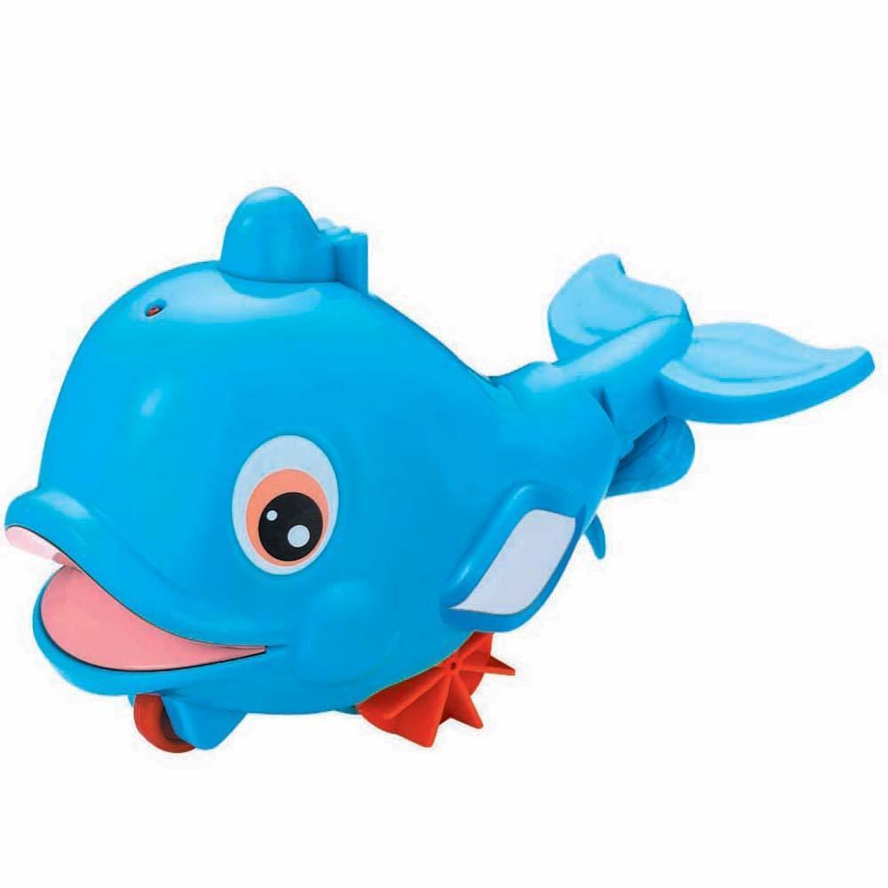 Brinquedo para Banho Baleia Treme Treme Aquático