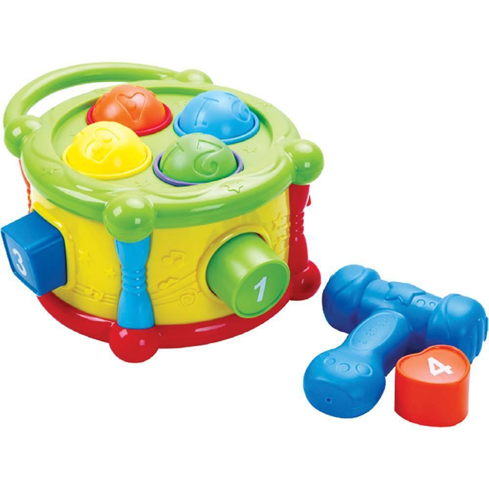 Brinquedo Tamborzinho Baby