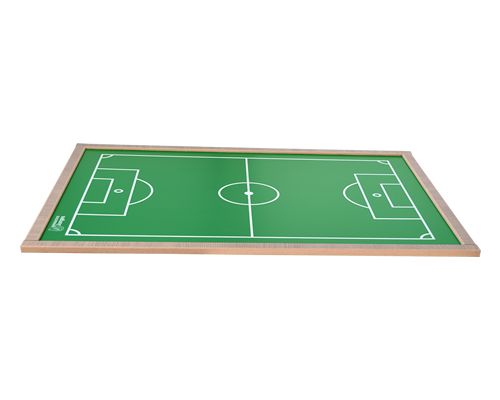 Brinquedo Tradicional de Madeira Campo de Futebol de Botão