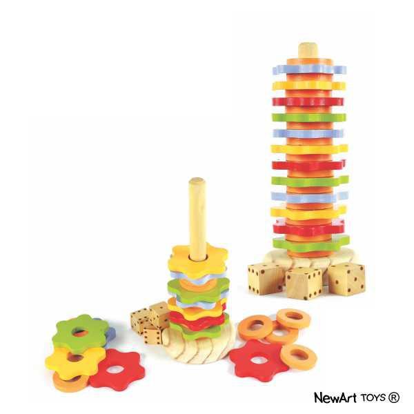 Brinquedo Tradicional de Madeira Jogo Bezette
