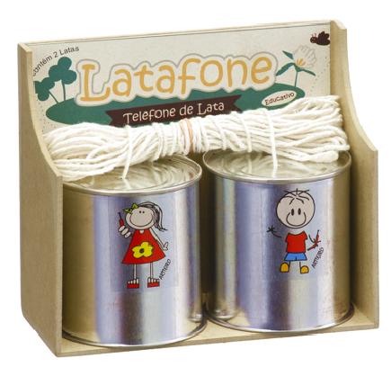 Brinquedo Tradicional Latafone