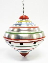 Brinquedo Tradicional Pião Sonoro M