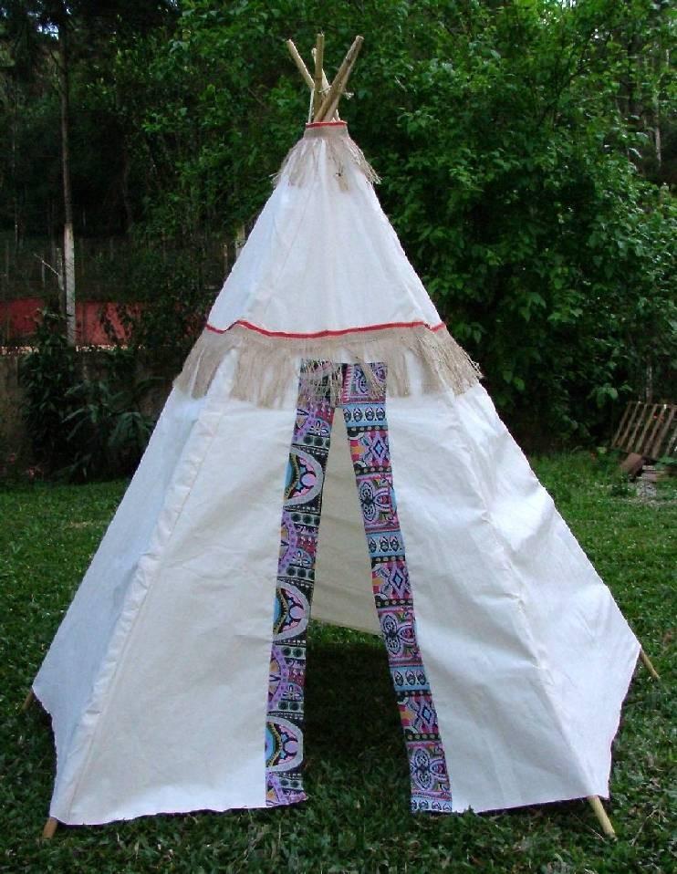 Cabana Barraca Tenda de Índio