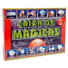 Caixa de Mágicas Grow