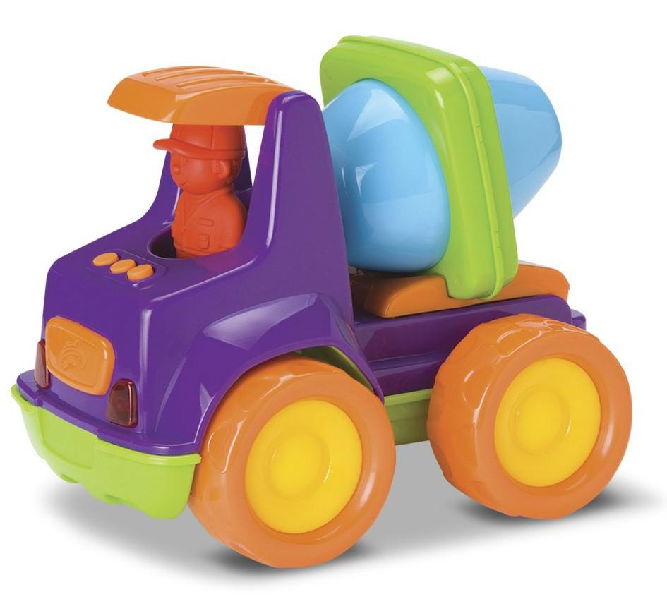 Caminhão Baby Truck Caminhões Sortidos Roma Jensen