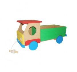 Caminhão de Madeira Caminhão Colorido