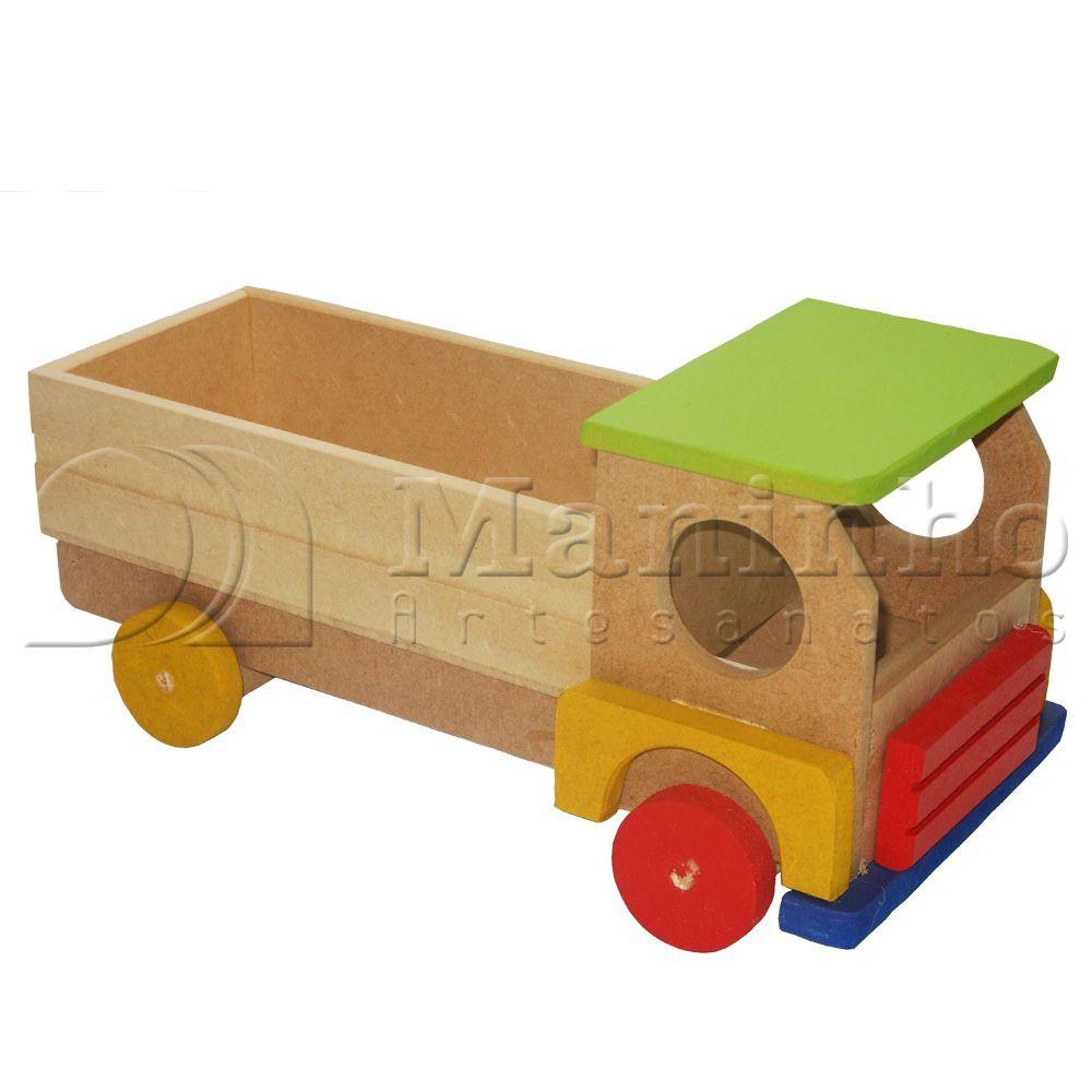 Caminhão de Madeira Caminhão G